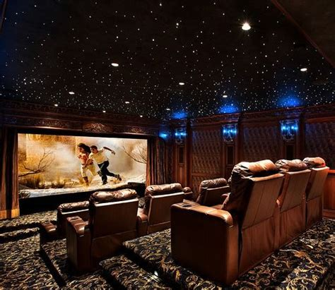movie theatre home decor my home movie theater dreambig media room pinterest