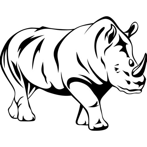 Outline Drawings Of Animals by Animal Outline Drawings Clipart Best