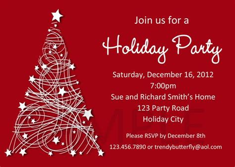 christmas party poster template   festival collections