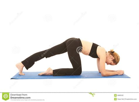 Pilates Mat Series by Pilates Exercise Series Stock Photography Image 5680532