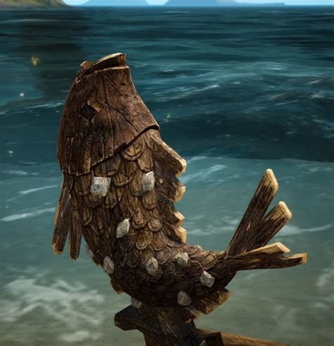 fishing boat prow bdo bdo fashion totem of the sea