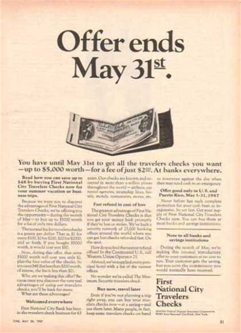 Travelers Insurance Background Check Vintage Money Insurance And Banking Ads Of The 1960s Page 18