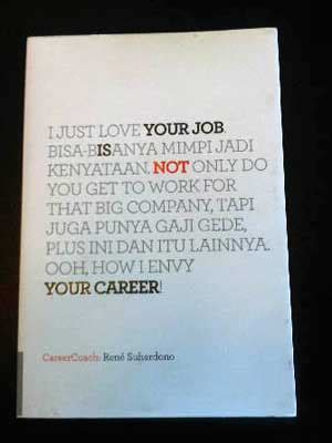 Buku Your Is Not Your Career your is not your career