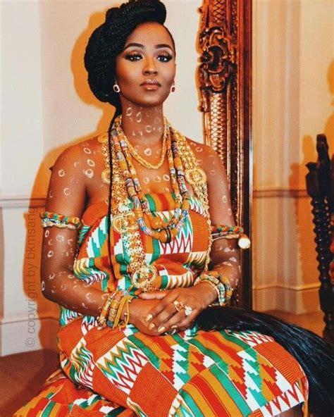 ghanians queen hairstyle 1000 ideas about ghana wedding on pinterest aso ankara