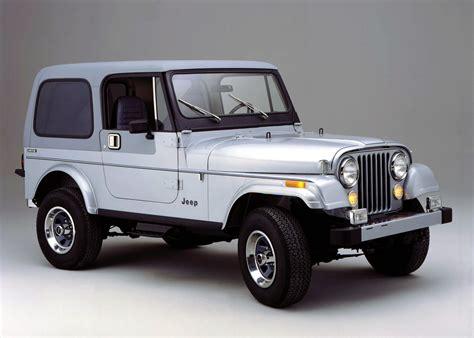 cj jeep jeep 174 heritage 1976 1986 jeep cj 7 the jeep