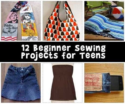 Teen Sewing   Patterns, Projects and Crafts for Teenagers