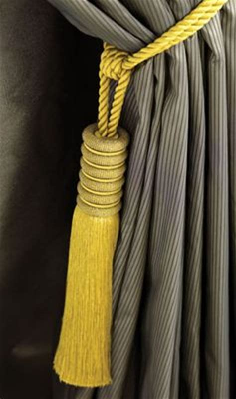 yellow curtain tie backs 1000 images about yellow and grey on pinterest grey