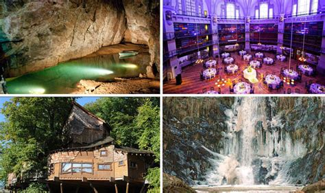 treehouse wedding venue west uk fancy getting hitched in a cave 14 alternative wedding