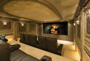 Home Theater Design Group custom home theaters winslow design group