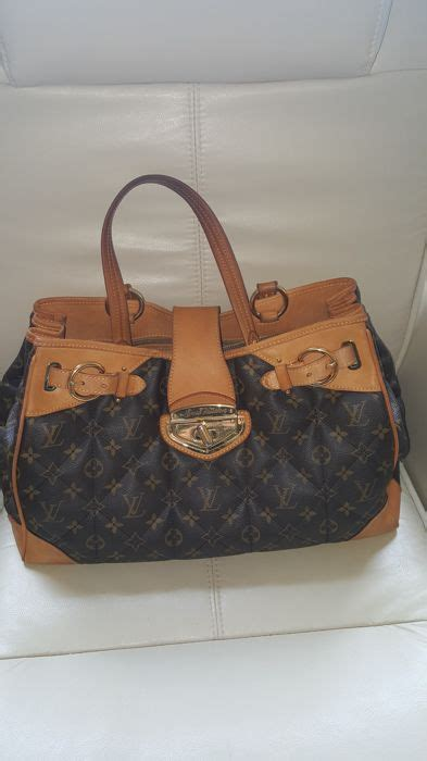 louis vuitton monogram etoile shopper bag catawiki