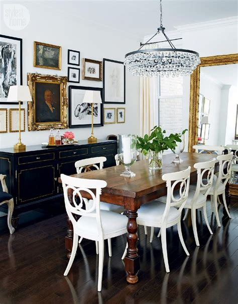 Eclectic Dining Room Tables by 25 Best Ideas About Eclectic Dining Rooms On Pinterest