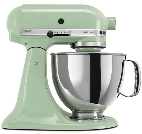 Mixer Kitchenaid 220 volt kitchenaid 5ksm150pspt artisan stand mixer