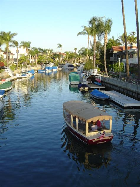 duffy boats long beach california the canals of naples long beach california travel la