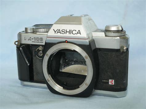 yashica slr yashica fx 103 slr 14 99