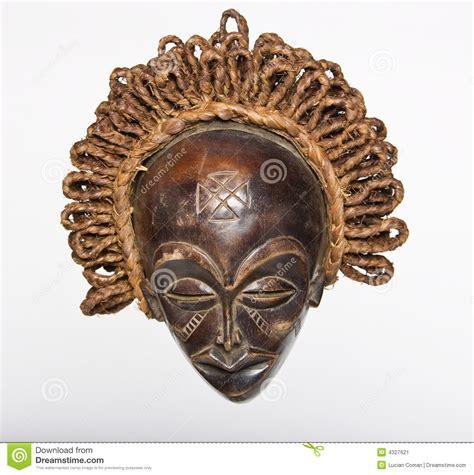 afrikaans masker stock afbeelding afbeelding bestaande