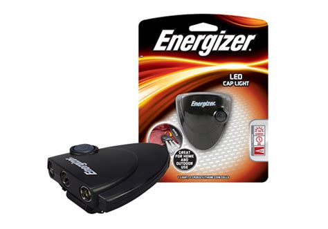 led clip on cap light cap lights energizer