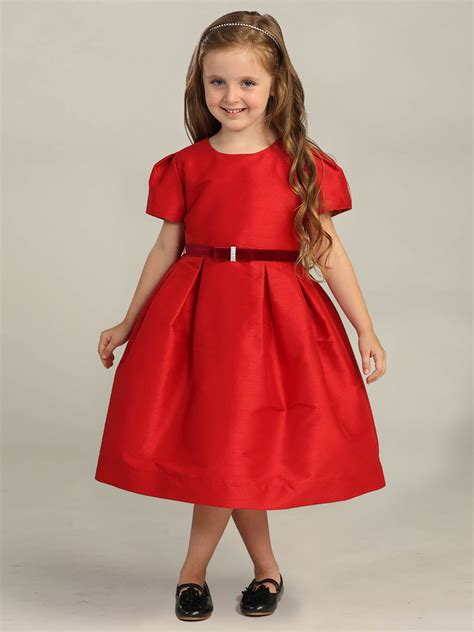 velvet ribbon brooch red christmas dress