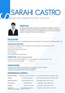 Resume Sample In Spanish by Curriculum Vitae Curriculum Vitae Examples In Spanish