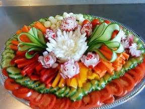 Thread 10 fresh and impressive salad decorations
