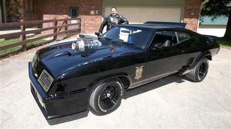 Interceptor Car by Mad Max Fan Recreates Original Interceptor Car