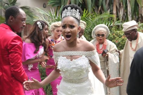 all about nigerian weddings nigerias online wedding movie review the wedding party is all the nigerian