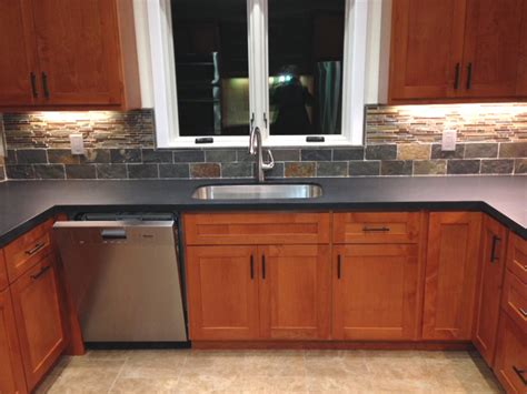 kitchens and bathrooms rock kitchens and bathrooms rock stone backsplash tile 0 our