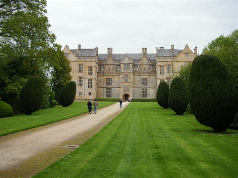 panoramio photo of montacute house panoramio photo of montacute house
