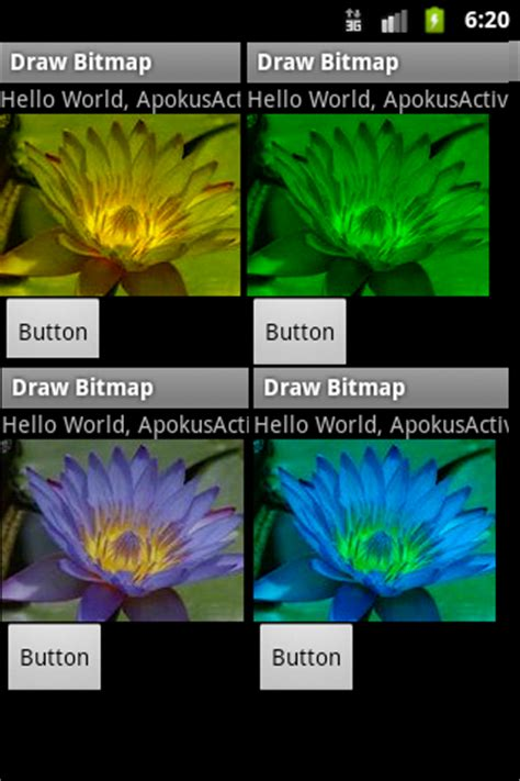 android bitmap android convert bitmap to drawable