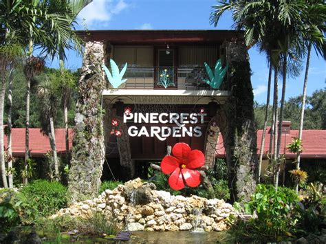 Pincrest Gardens by Free Pinecrest Gardens Arts Festival Miami On The Cheap