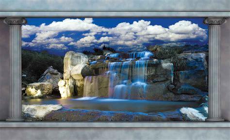 waterfall wall mural waterfall wall paper mural buy at europosters