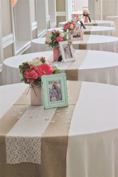 simply lovely table coarl pink and green table coral mint mint wedding centerpieces wedding