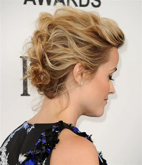 pinup hairstyle mother bride bridal updo ideas from celebrities for weddings popsugar