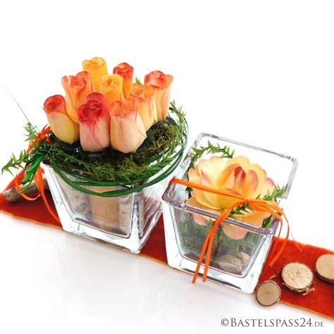 Blumengestecke Hochzeit by Tischdeko Mit Glasvasen F 252 R Hochzeit Und Feste