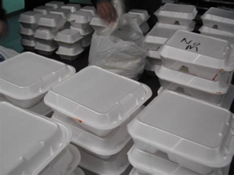 Box Nasi Styrofoam county says goodbye to styrofoam food containers packing