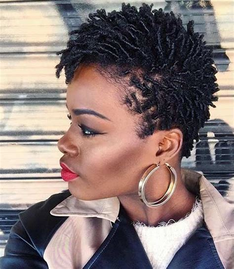 coil hairstyles natural hair 31 best short natural hairstyles for black women page 2