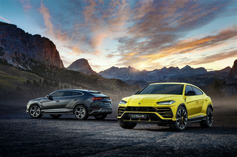 lamborghini urus the lamborghini urus is finally here motor trend