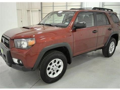 2010 Toyota 4runner Trail V6 by Toyota 4runner Trail Edition 2010 Mitula Cars