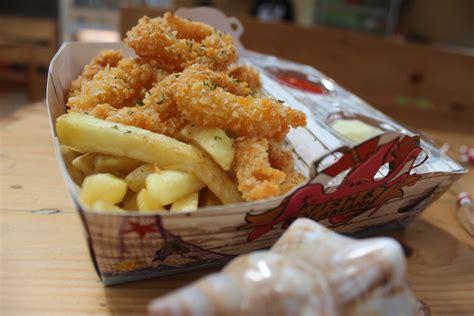 Bawang Goreng Renyah Mandiri fish calamari punya lima menu spesial hijaubintaro