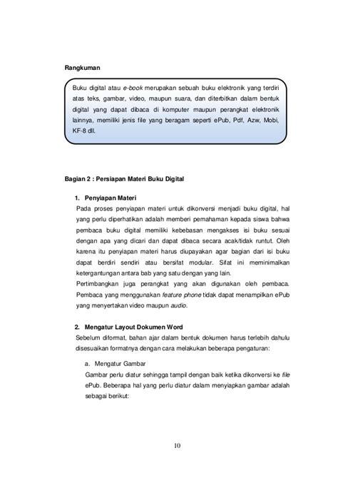 format file buku digital buku digital e pub