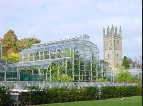 Oxford Botanic Gardens K 252 S 252 N I 231 Ine Kurulmuş şehir Oxford Sanat Karavanı