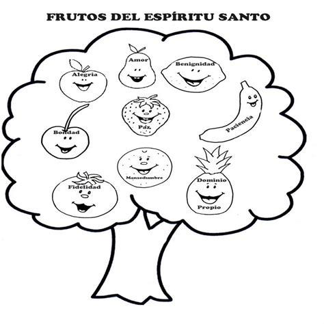 los frutos del espiritu santo para colorear los frutos del espiritu santo para colorear 15 dibujos del