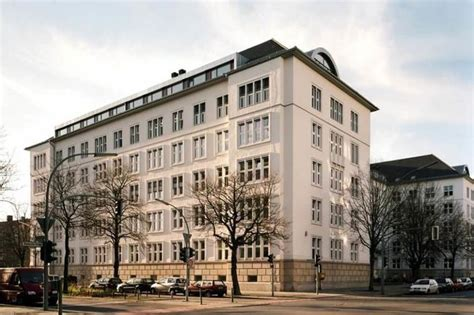Berlin School Of Economics And Mba Ranking by Berlin Professional School Hwr Berlin Studieren