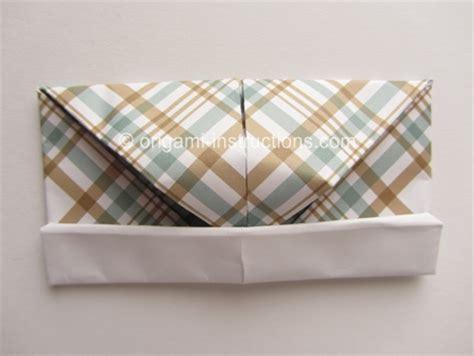 Origami Painters Hat - origami flat cap folding