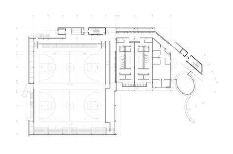 design brief of new clubhouse and cement deck gallery of sport and fitness center for disabled people