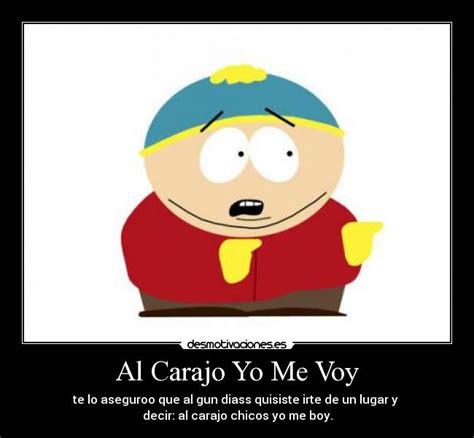 imagenes de eric cartman carteles de cartman pag 3 desmotivaciones