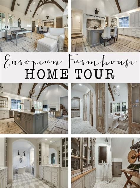 european farmhouse home  house  hargrove