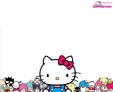hello kitty wallpaper and screensaver hello kitty screensavers wallpapers free wallpaper cave