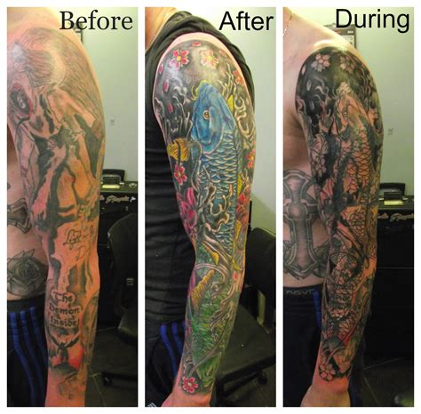 tattoo sleeve cover cover ups shop birmingham