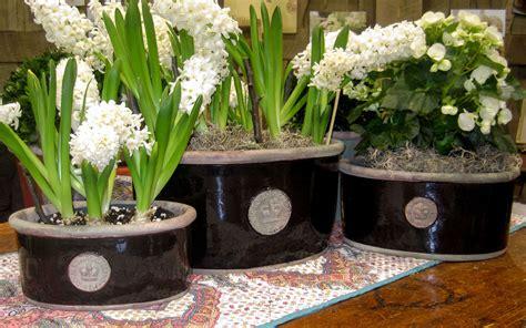 kew oval planters