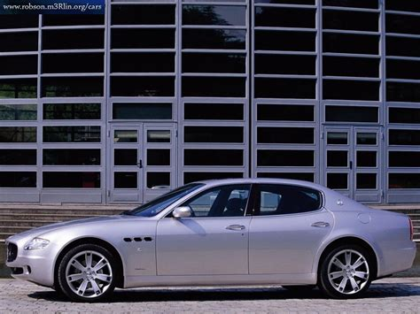 maserati quattroporte 2006 2006 maserati quattroporte information and photos